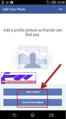 Buat Akun Facebook Baru Lewat Hp Android dan Di Web