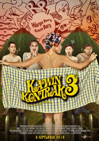 Kawin Kontrak 1-3 (2008-2013) WEB-DL 720p