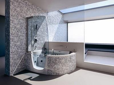 walk in bath tub