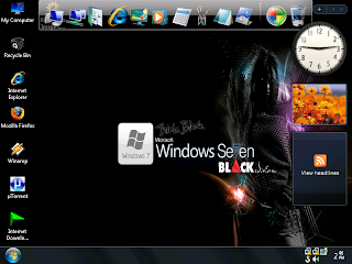 Pack transformation black for 7 free download windows xp