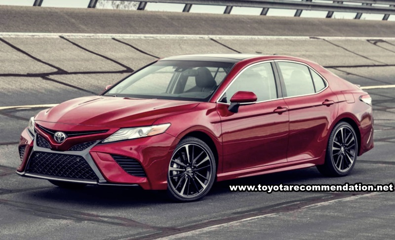 2018 Toyota Camry Price Interior Design Limited