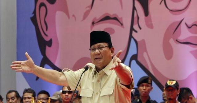 "Prabowo Distop Media Langsung Kesal Gara-gara 212, ""Pers Harus Objektif Dong"""