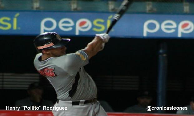 Hasta 5 jugadores @caraquistas en 3ro Semi-Finales - Hernry Rodriguez Excelente ...