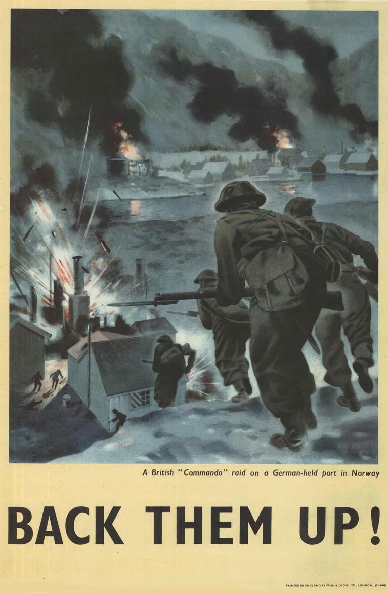 Art Amp Artists World War 2 Propaganda Posters Part 2
