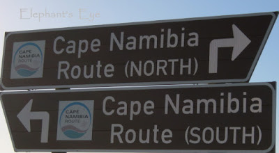 The Cape to Namibia Route