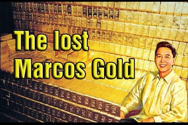 Marcos Gold, Ferdinand Marcos