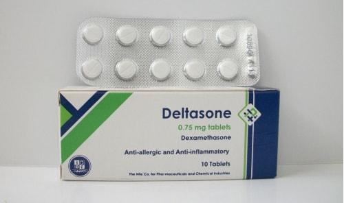 سعر أقراص دلتازون Deltasone لعلاج الحساسية