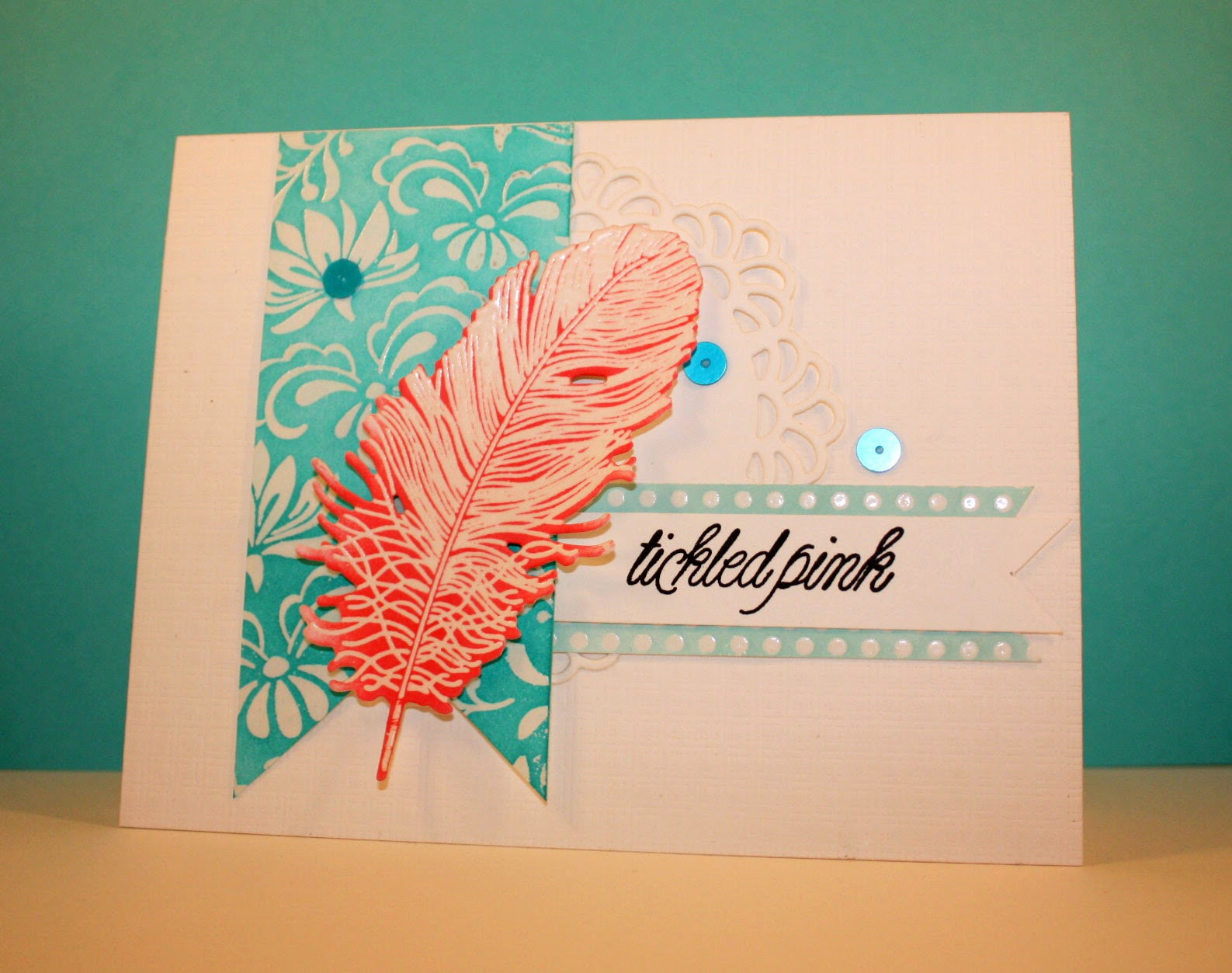 Barb S Studio Creations Tickled Pink