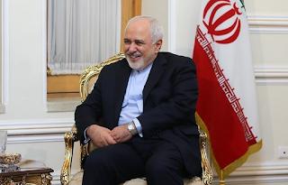 اجتماعات وزير الخارجية الإيراني مع مسؤولين سياسيين عالميين