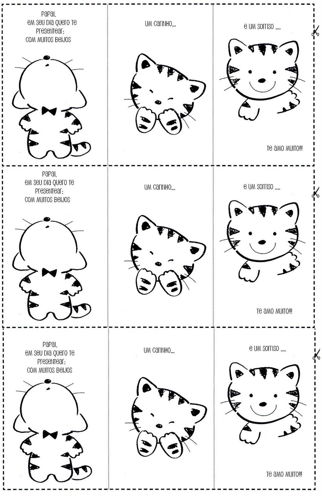Cartao Dia Dos Pais Para Imprimir Imagui