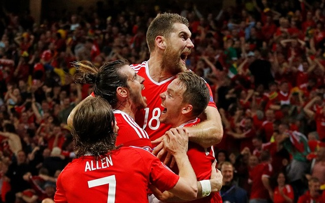 Wales vs Belgium 3-1 at UEFA EURO 2016 Goals Video