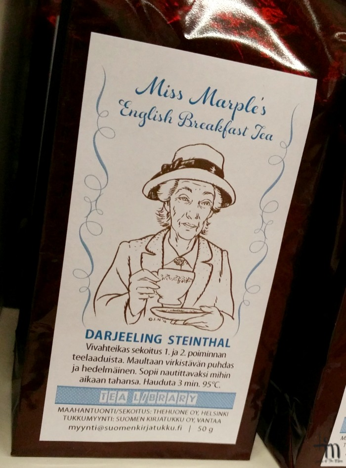 Miss Marples´s English Breakfast Tea