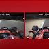 Leclerc és Vettel Q3-as köre összehasonlítva