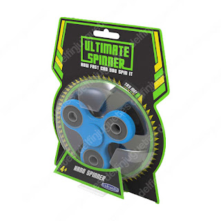 Ultimate Spinner en delfin juguetes