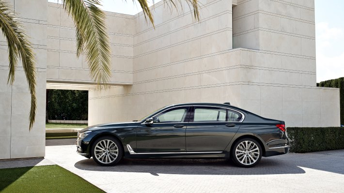 Wallpaper 5: BMW 7 Series