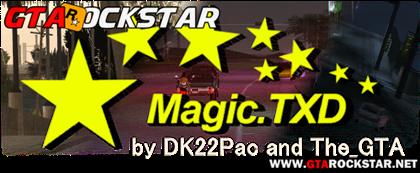 GTA SA - Ferramenta Magic.TXD (Criar e Editar .txd)