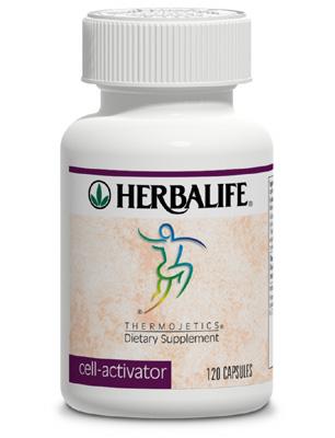 1 2 3 Herbalife Algo Mas Sobre La Formula 3 O Cell Activator