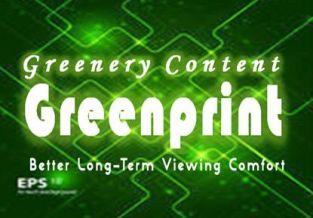 Greenprint - greenery content