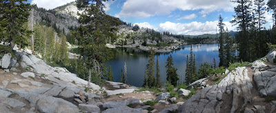 Lake Mary Panorama