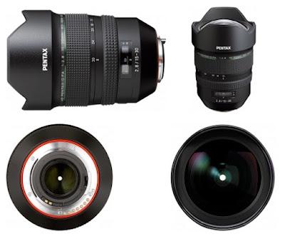 Pentax DFA 15-30mm F/2.8  фото
