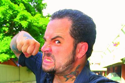 Marah Angry