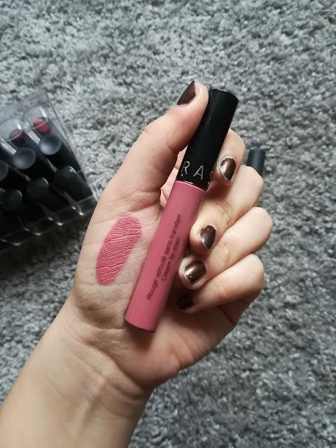 Sephora Cream Lip Stains Swatches 13 Marvelous Mauve