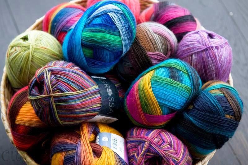 Выбор пряжи для вязания игрушек амигуруми
