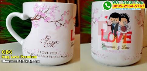 Mug Love Premium