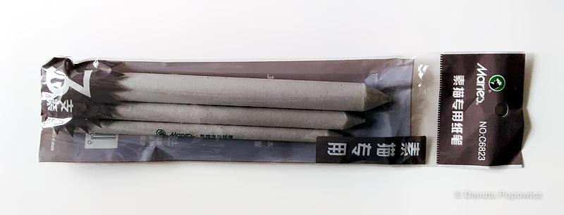 Wiszer, sposób na cieniowanie rysunków Zentangle