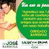 VEREADOR DR. JOSÉ BARBOSA DIVULGA NOTA DE AGRADECIMENTO AO COMPLETAR UM ANO DE MANDATO