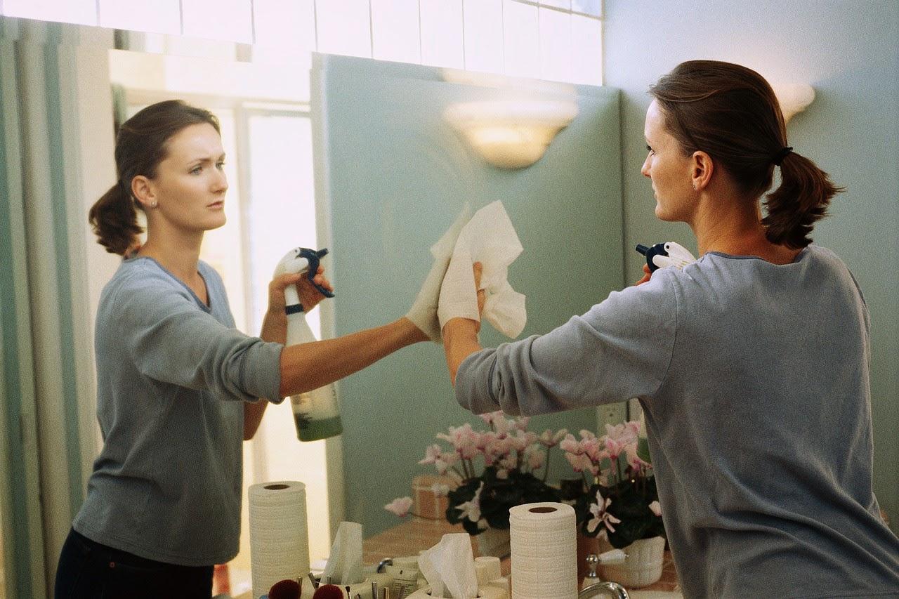 Trucos para que el espejo del ba o no se empa e la for Espejo que no se empana