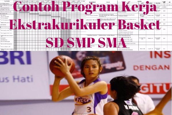 Program Kerja Ekstrakurikuler Basket