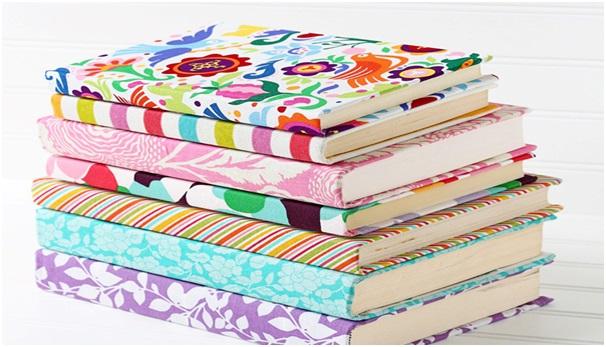 kumaşla kitap defter ciltleme nasıl yapılır