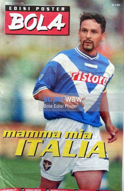 Bola Edisi Poster - mamma mia ITALIA