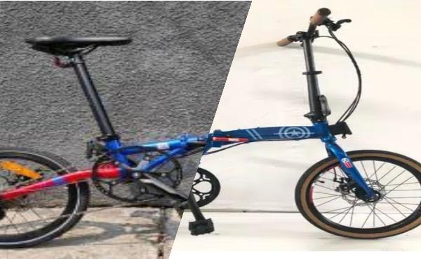 (Sepeda Lipat) Element Troy Vs Ecosmo 7 Marvel, Pilih Yang Mana?