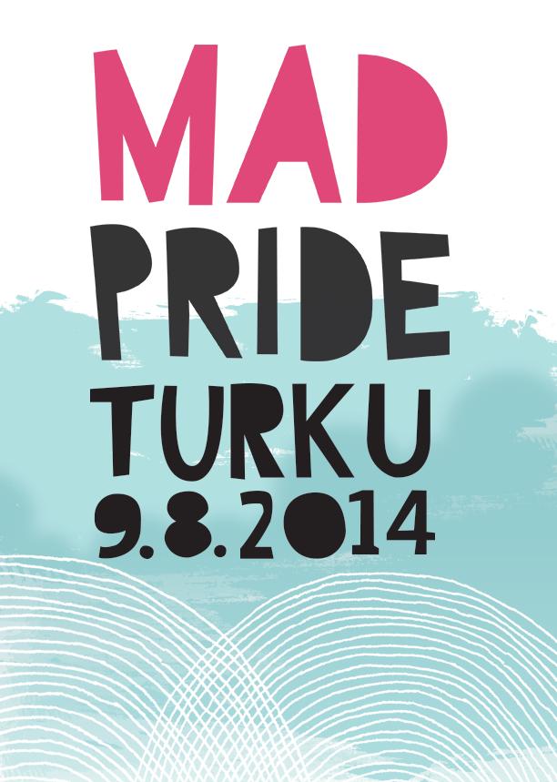 Mad Pride Turku 2014
