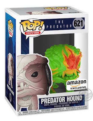 Funko Pop Vinyl Figures The Predator Predator Hound Heat Vision Amazon Exclusive