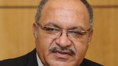 PNG PM O'Neill