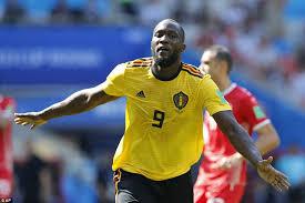 Belgium's Romelu Lukaku first to score back-to-back World Cup braces since Maradona
