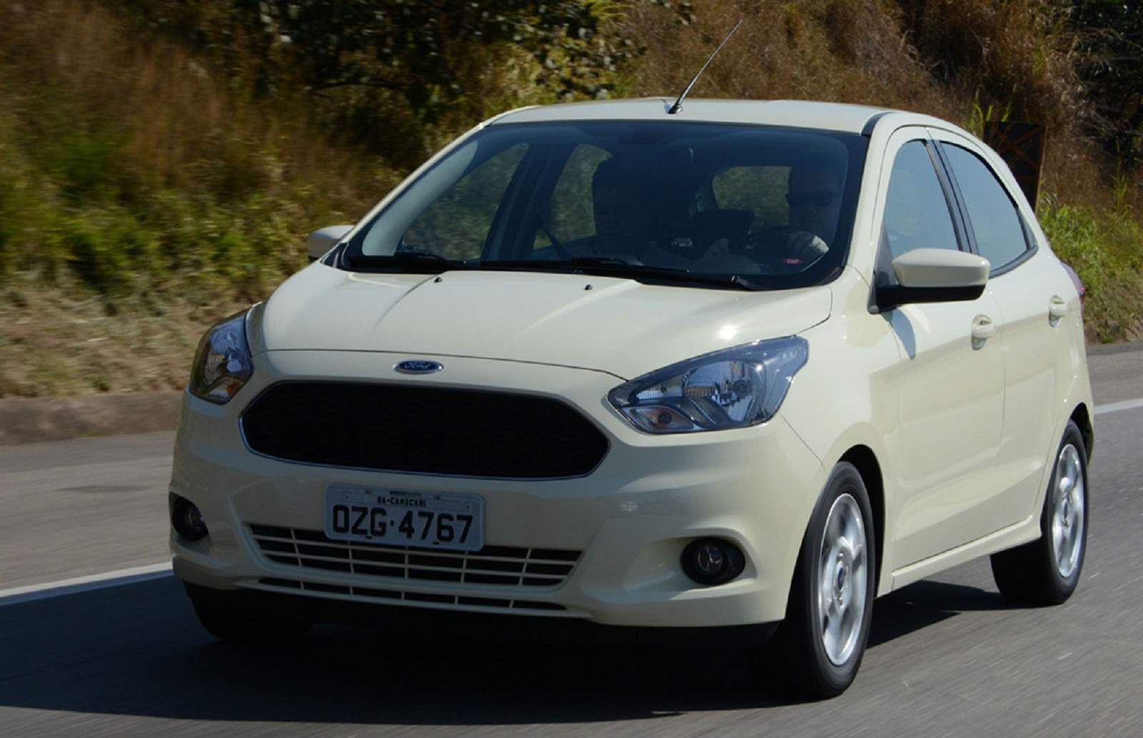 novo ford ka 2015 pre o parte de r reais car. Black Bedroom Furniture Sets. Home Design Ideas