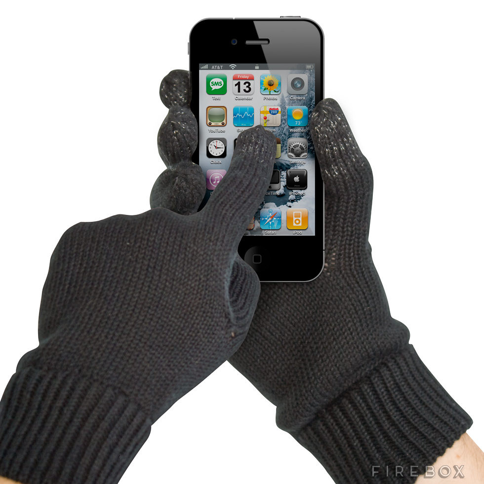 Best iphone apps: Touchscreen Gloves for iPhone