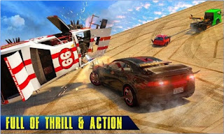 Game Car Destruction League App
