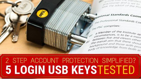 5 2uf usb keys test