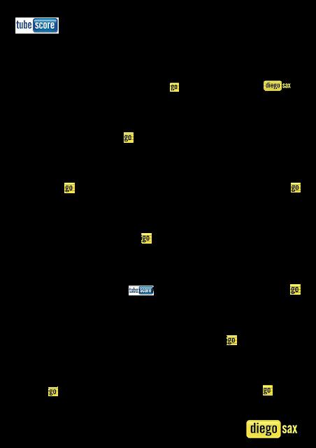 Rudolph the Red-Nosed Reindeer Partitura El Reno Rodolfo Partitura para Flauta, Violín, Saxofón Alto, Trompeta, Viola, Oboe, Clarinete, Saxo Tenor, Soprano, Trombón, Fliscorno, Violonchelo, Fagot, Barítono, Trompa, Tuba Elicón y Corno Inglés Partitura de Villancicos Populares