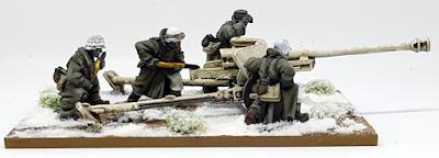 Warlord Games Pak 40 28mm Winter German