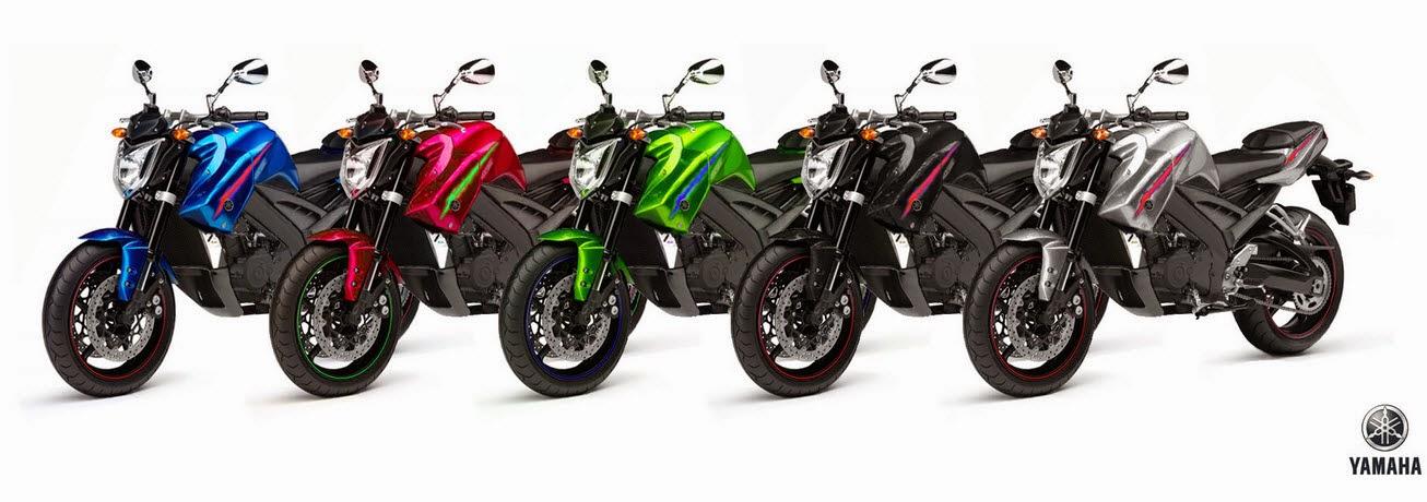 Yamaha New Vixion Terbaru 2017