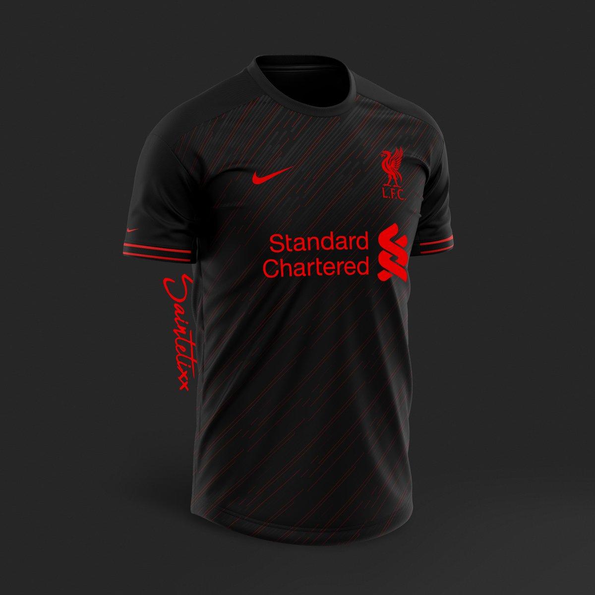 huge selection of 3b97b a3ee3 6 Nike Liverpool Konzepttrikots von Saintetixx - Nur Fussball