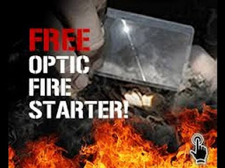 Optic Fire Starter