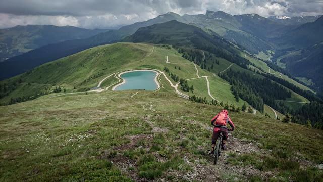 Bergsee Wildschönau MTB Mountainbike Bike Rosskopf