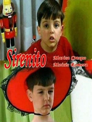 El sirenito, film